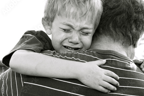 Leinwanddruck Bild Sadness