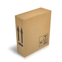 Caja de Carton para transporte de mercancias