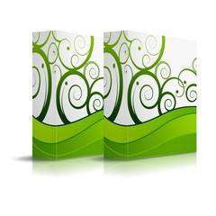 Cajas con diseño genérico