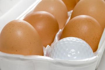 Golf Egg