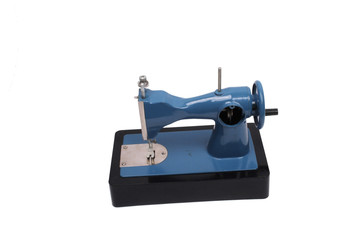children sewing machine old toy