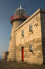 Lighthouse in Howth, Ireland