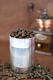 conserve de café en grains poster