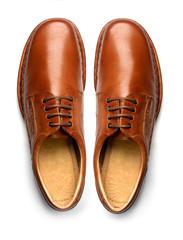 Pair of men's shoes