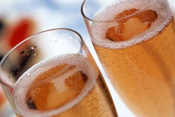 apéritif,Champagne,kir