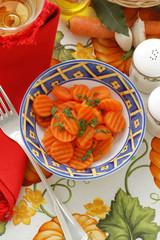 Carote all aglio - Contorni Emilia Romagna
