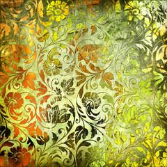 decorative lacy background