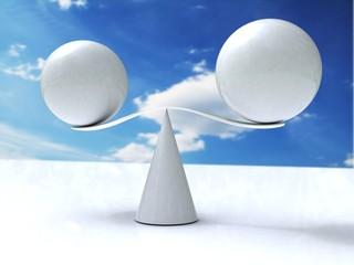 sfere in equilibrio