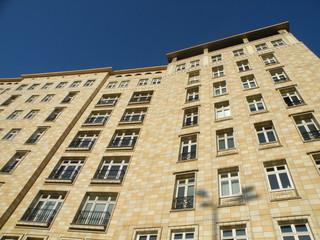 Fassade in Berlin - Karl-Marx-Allee