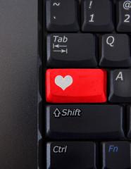 valentines keyboard