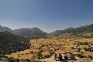 paesaggio cretese