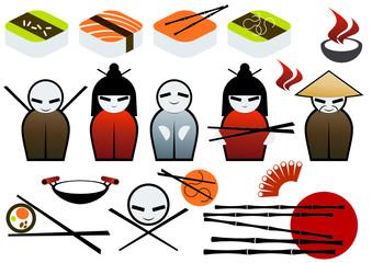 zeichen logo restaurant