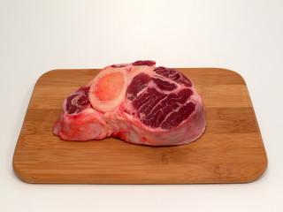 Rindfleischscheibe