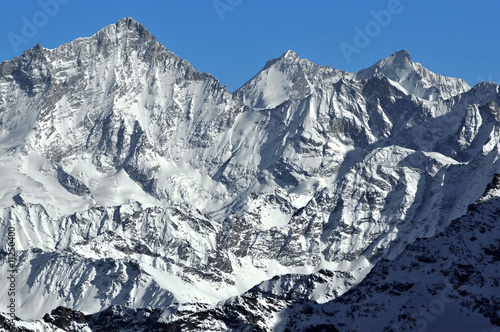 Swiss Alps Weisshorn