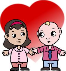 valentine children 1