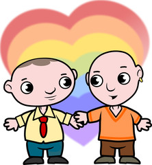 valentine gay 1