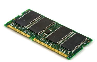 Computer memory printed circuit board