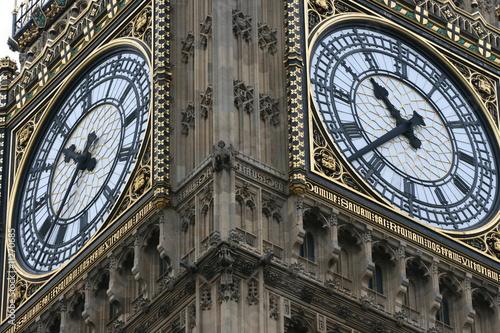 big ben à Londres - 11270685