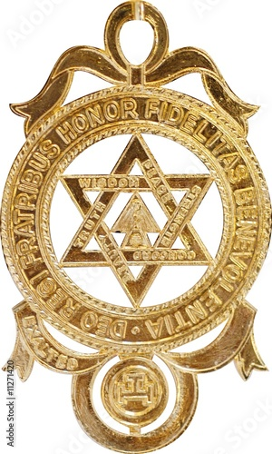 Masonic Chapter Jewel