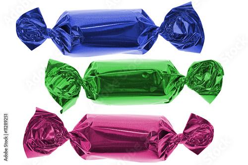 Farbige Bonbons - 11289251