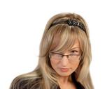 blond gaze poster
