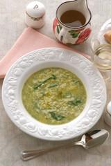 Minestra di bietola - Primi piatti - Cucina Vegetariana