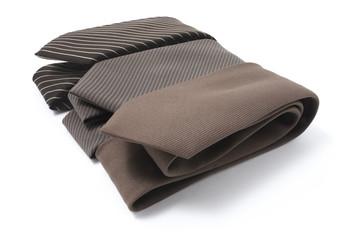 Folded Neckties