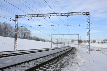 Railway road details