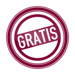 button gratis