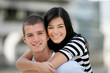 Couple d'adolescents