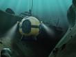 Leinwanddruck Bild - Diving Bell