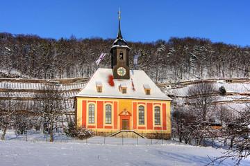 Pillnitz - Weinbergkirche