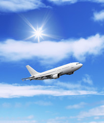 airliners: aircraft in the great blue sky