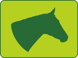 Pferdekopf Green