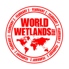 february 2 - world wetlands day