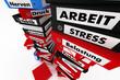 Büro Stress