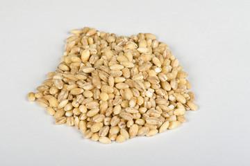 Pear barley grains