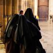Nuns on st.Vitta