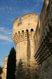 Fortifications, Avignon poster