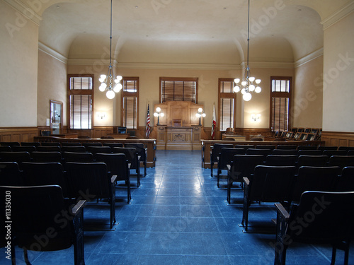 Old Courtroom