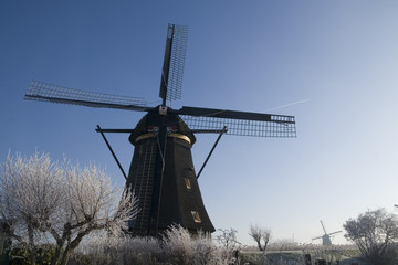 Beautifull windmill