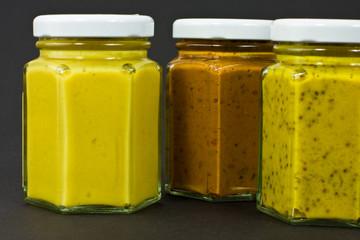 Senf, mustard