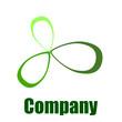 green environmental company logo