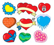 Valentine hearts collection 2