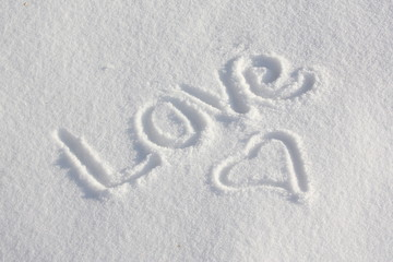 Snowy Love You.