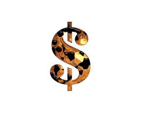crude dollar
