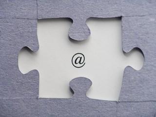 Puzzle at Zeichen