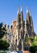 Quadro Sagrada Familia Temple
