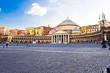 Piazza Plebiscito in Naples - 11405447