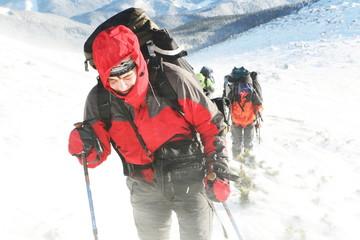 Winters hike